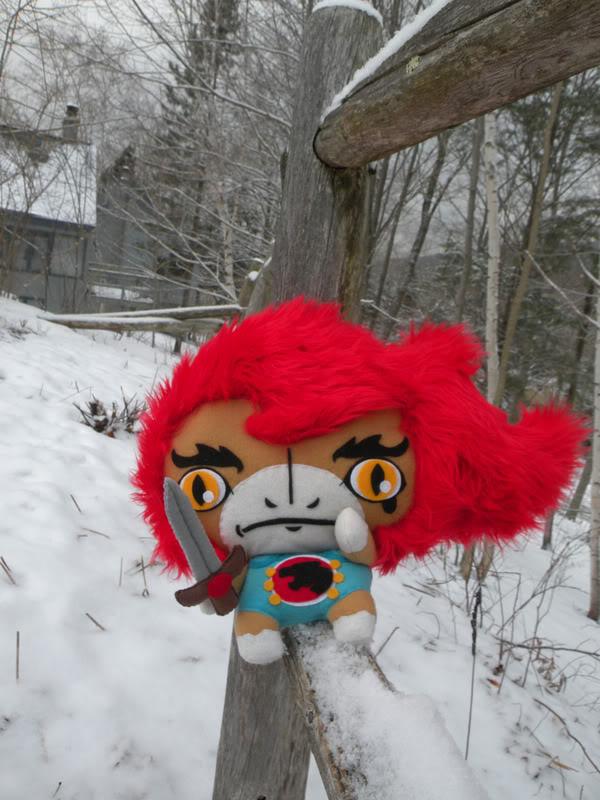 Thundercats Leo in Plüsch